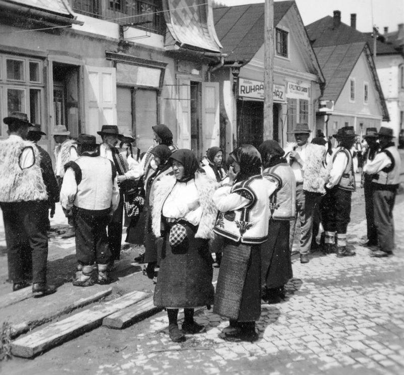 Закарпаття у далекому 1924 році: унікальну кінохроніку показали в мережі (ВІДЕО)