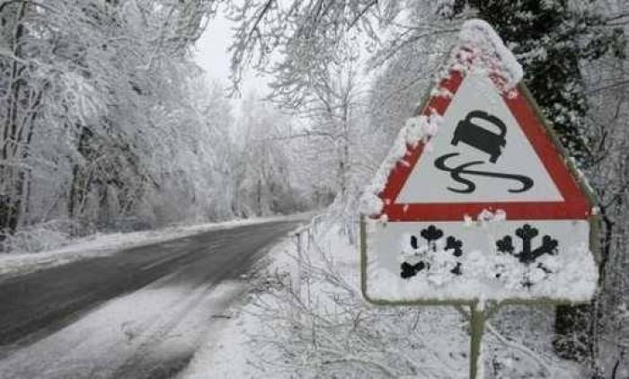 Налипання мокрого снігу, ожеледь: що підготувала погода для закарпатців?
