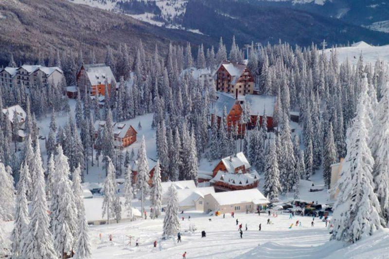 Драгобрат засипало снігом – майже півметра