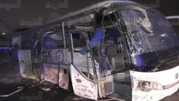 У Єгипті підірвали туристичний автобус: багато жертв