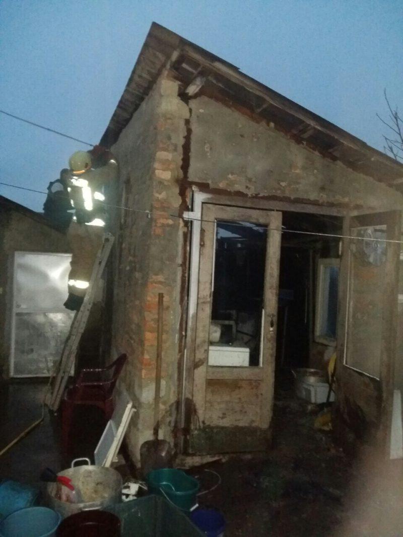 Менш ніж за дві доби на Закарпатті трапилися три пожежі (ФОТО)