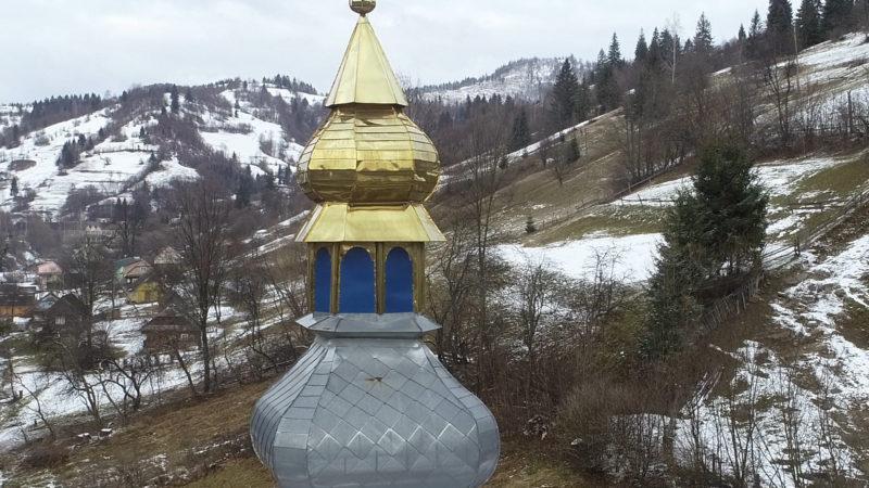 Свято-введенський храм у селі Торунь на Міжгірщині потребує підтримки (ВІДЕО)