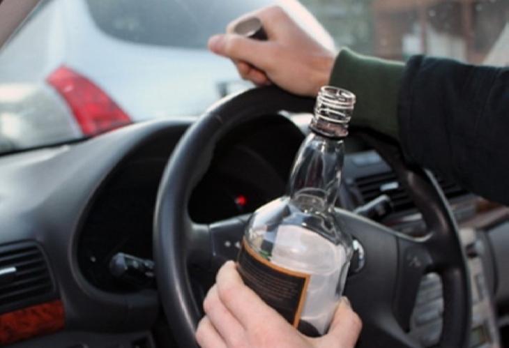 На  Тячівщині виявили п'яних водіїв