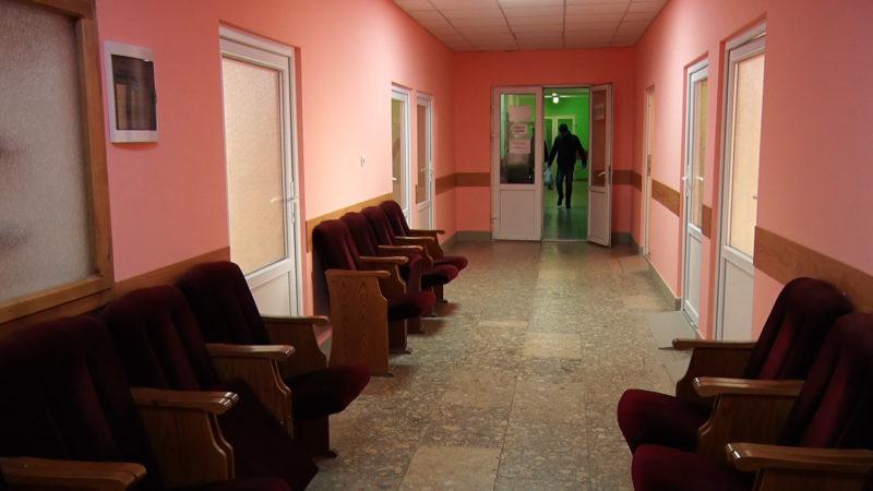 У Тячівській районній лікарні оновили приймальне відділення (ВІДЕО)