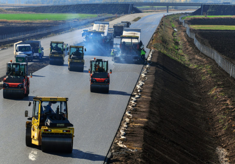 Швидкісна автострада з'єднає Закарпаття з Угорщиною
