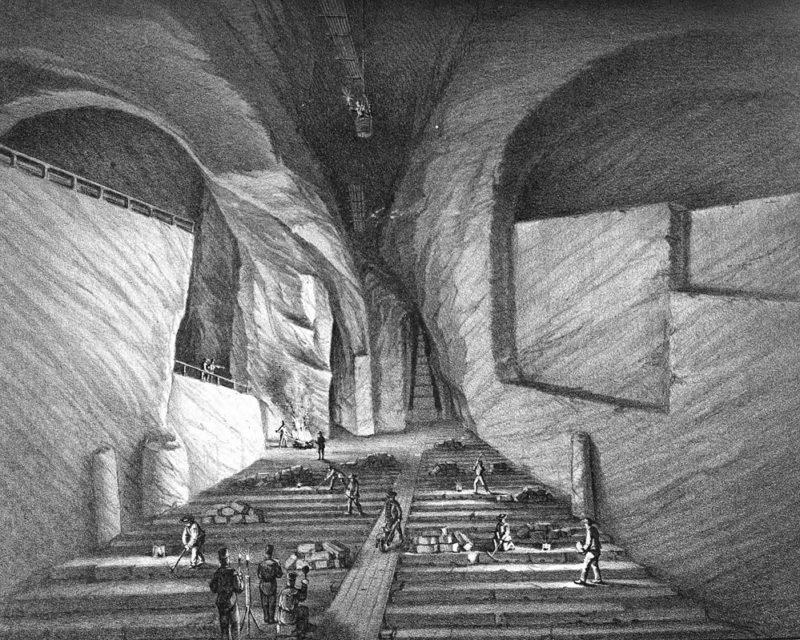 Шахта Кунігунда та Велика соляна піраміда: що приховує Тячівщина?