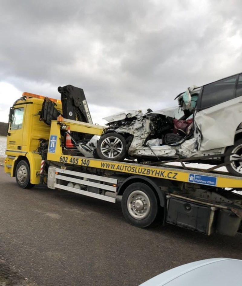 У Чехії Закарпатець загинув у страшній автоаварії (ФОТО)