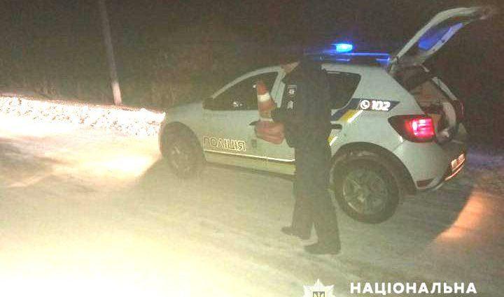 Трагедія на дорозі: водій збив двох підлітків та вкоротив собі віку