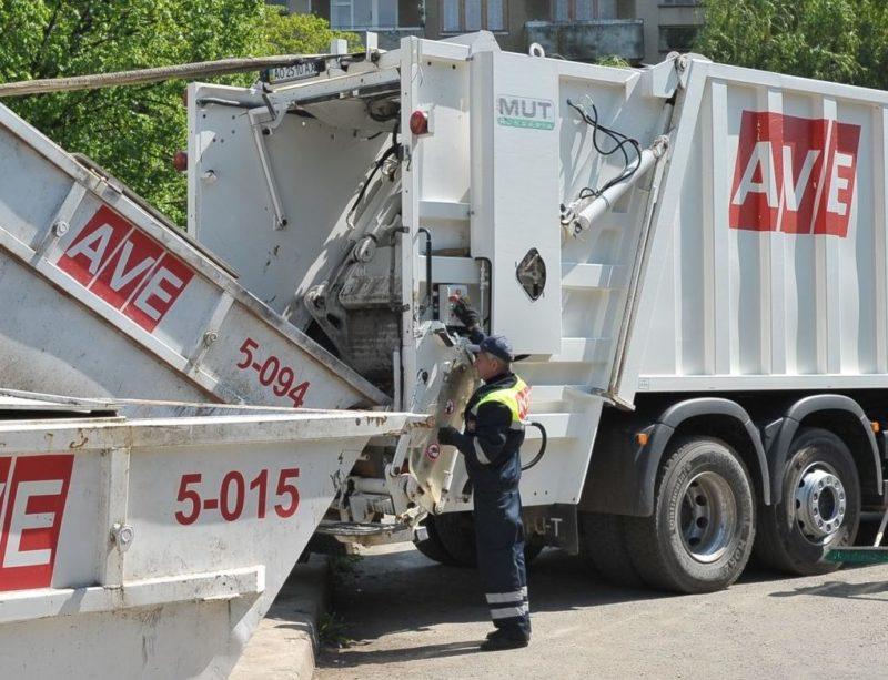 У Виноградові не вивозитимуть сміття (перелік вулиць)