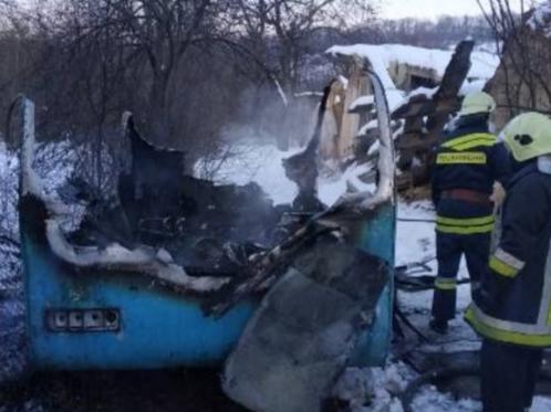 Пожежа стала причиною смерті трьох закарпатців (ФОТО)