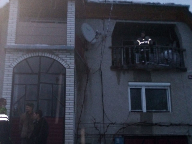 6-річна дівчинка спричинила пожежу в будинку (ФОТО)