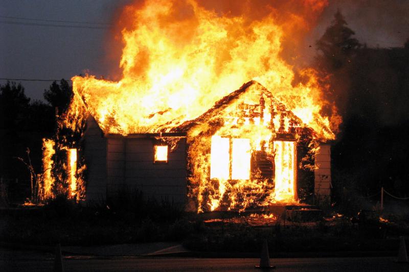 Вогонь забрав життя закарпатця