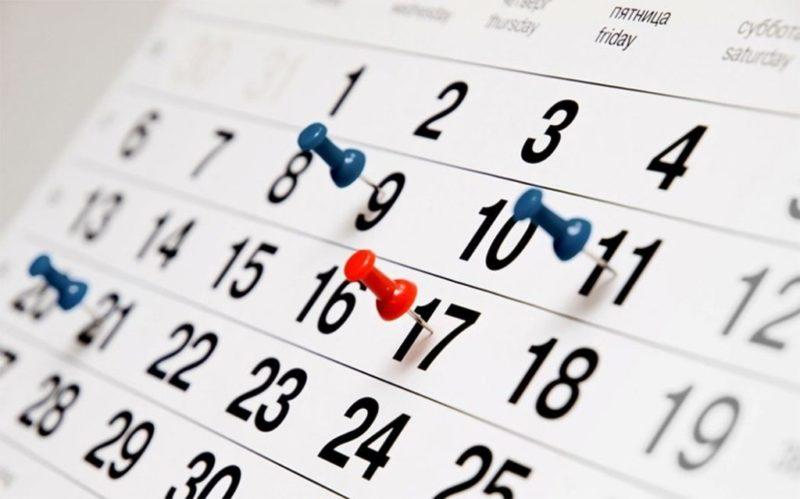 Скільки днів закарпатці офіційно відпочиватимуть у 2019 році?