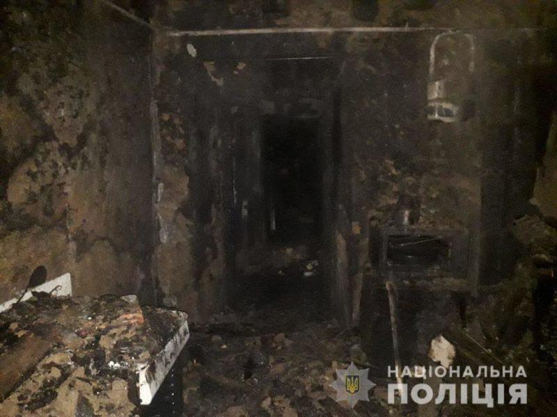 Страшна трагедія: діти згоріли, мати повісилася