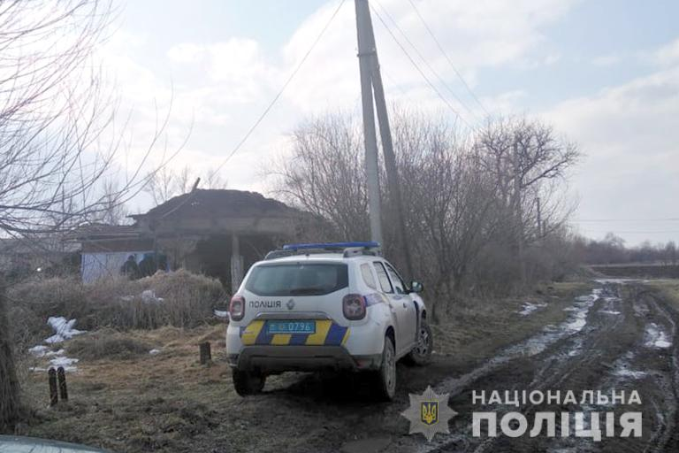 Поліція розслідує жорстоке вбивство чоловіка та жінки на Прикарпатті (ФОТО, ВІДЕО)
