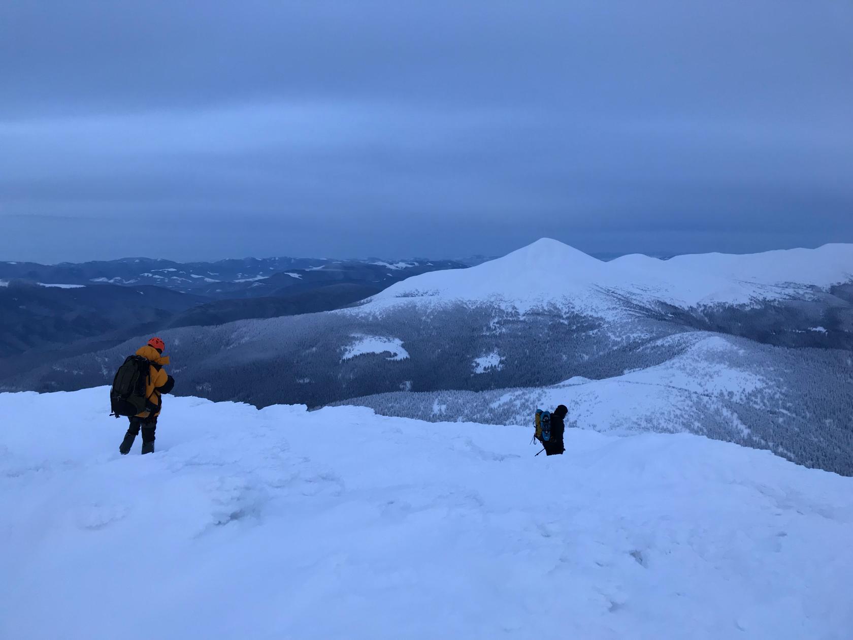 Які схили карпатських вершин найбільш небезпечні: Досвід фахівців (ФОТО), фото-4