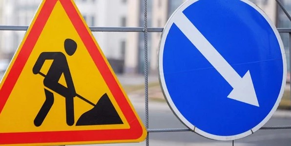 До уваги мукачівських водіїв: перекриття руху у зв'язку з ремонтними роботами (СХЕМА)