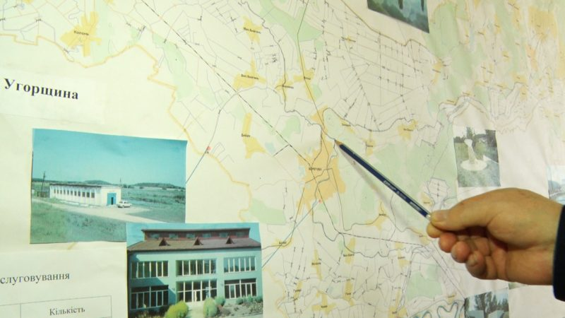 На Закарпатті будують протипаводкові споруди (ВІДЕО)