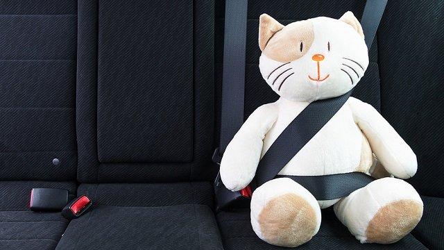 Не пристебнуті паси безпеки: штраф зросте з 51-ї до 510-ти гривень