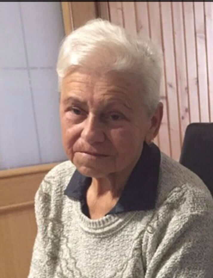 Закарпатців просять допомогти у пошуках літньої жінки (ФОТО)