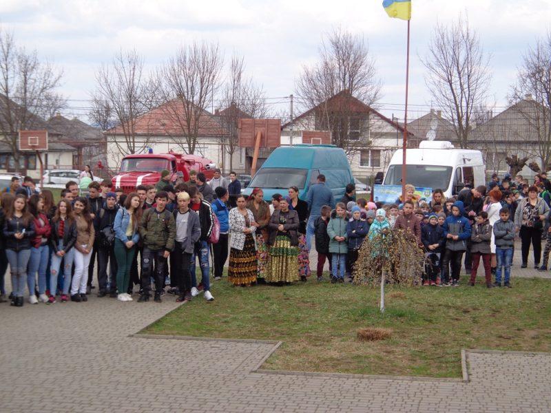 Для маленьких жителів Виноградівщини провели незвичний ярмарок (ФОТО)