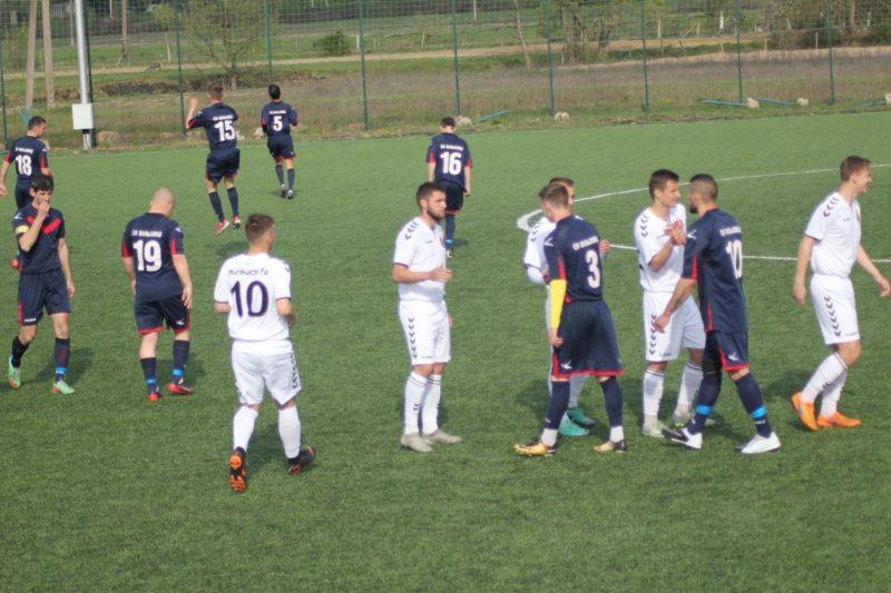 Мукачівці перемогли у матчі першого туру чемпіонату Закарпаття з футболу