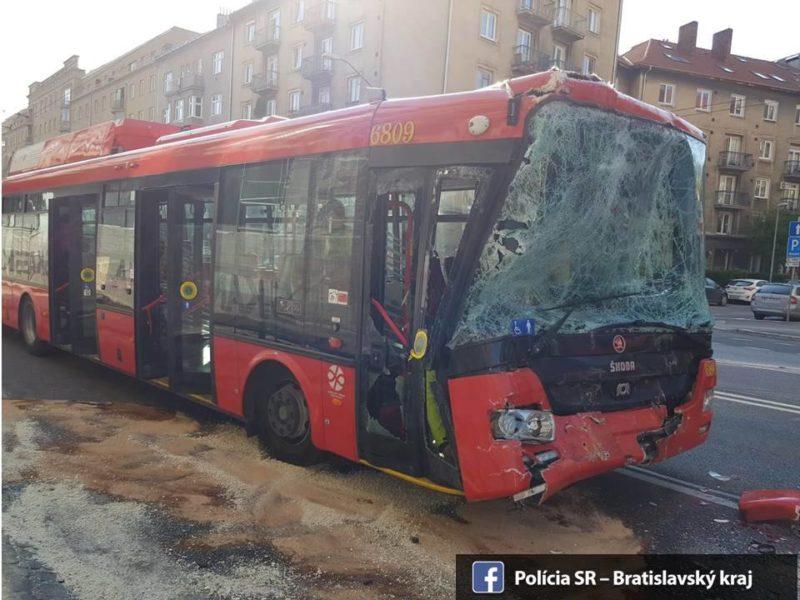 Жахлива ДТП у сусідній Словаччині: постраждали 12 осіб (ФОТО, ВІДЕО)
