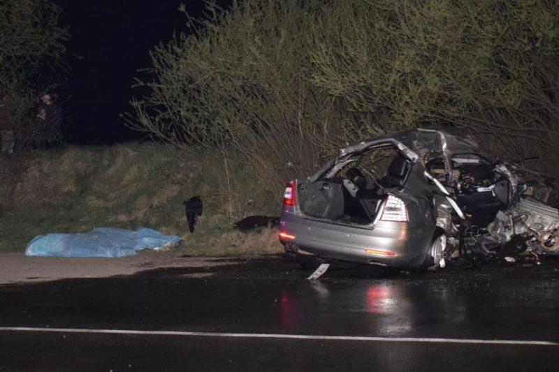 Skoda Octavia протаранила Ford Galaxy: загинули троє осіб (ФОТО)