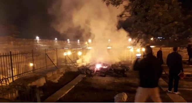 Горить ще одна святиня світового значення: в Єрусалимі на Храмовій горі сталася пожежа (ФОТО, ВІДЕО)