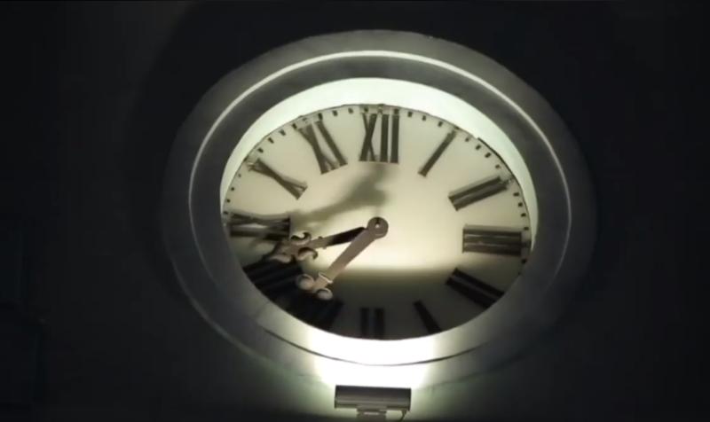 Як у Мукачеві урочисто переводили головний годинник міста? (ВІДЕО)
