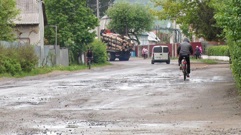 На Свалявщині перекриють дорогу (ВІДЕО)