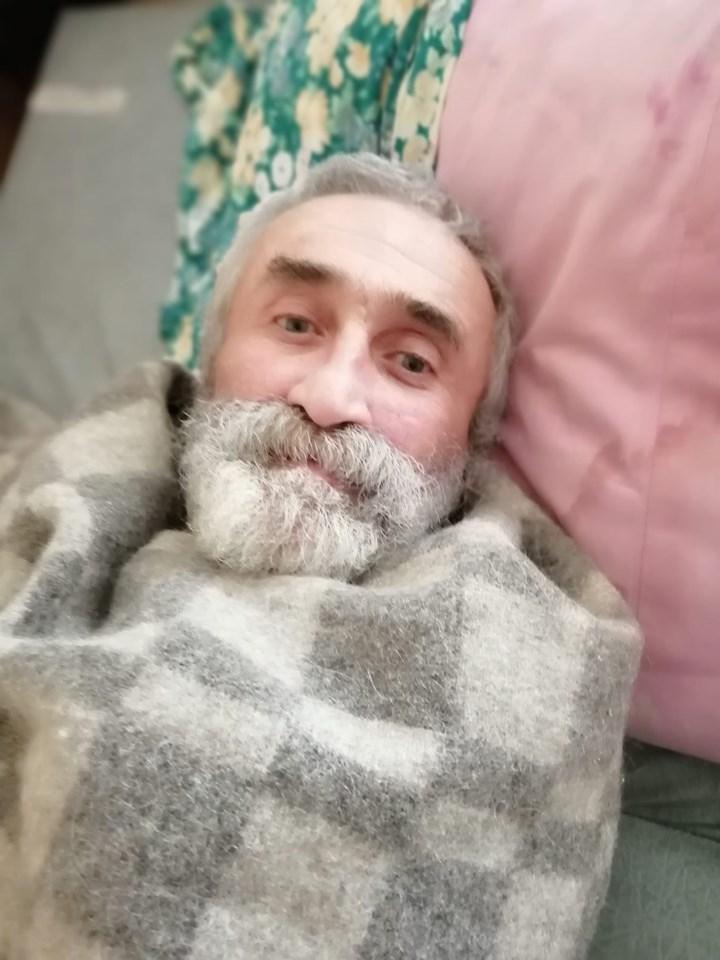 Розшукують рідних: в Київській лікарні вже четвертий місяць перебуває чоловік із Закарпаття