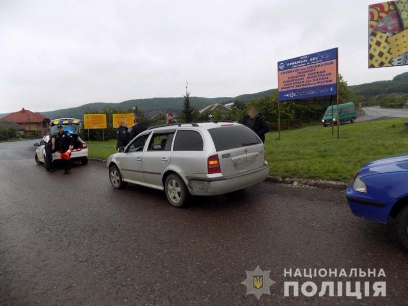 Двоє мешканців Виноградова намагались пограбувати помешкання хустянина (ФОТО