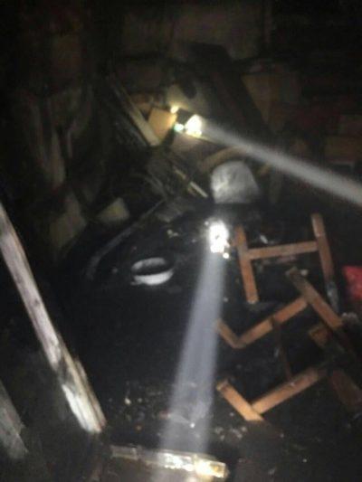 Через пожежу в одній з багатоповерхівок Закарпаття рятувальники евакуйовували людей (ФОТО), фото-4