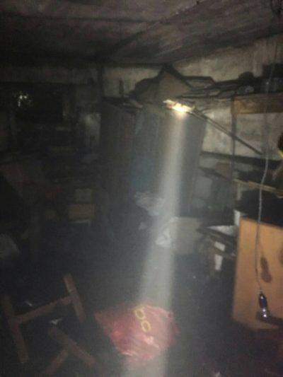 Через пожежу в одній з багатоповерхівок Закарпаття рятувальники евакуйовували людей (ФОТО), фото-5