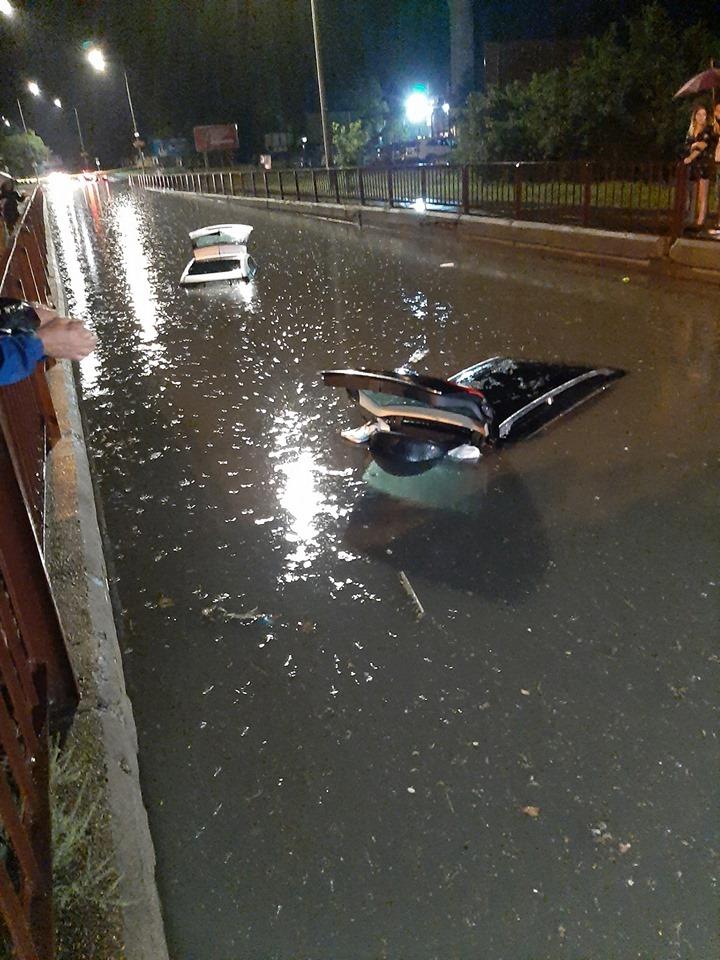В сусідній Угорщині масштабний паводок – вулиці міст під водою (ФОТО)