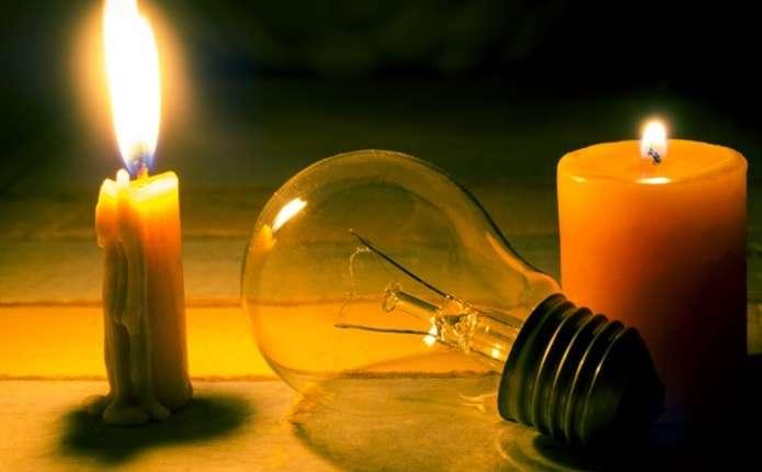 Планові відключення світла на Закарпатті