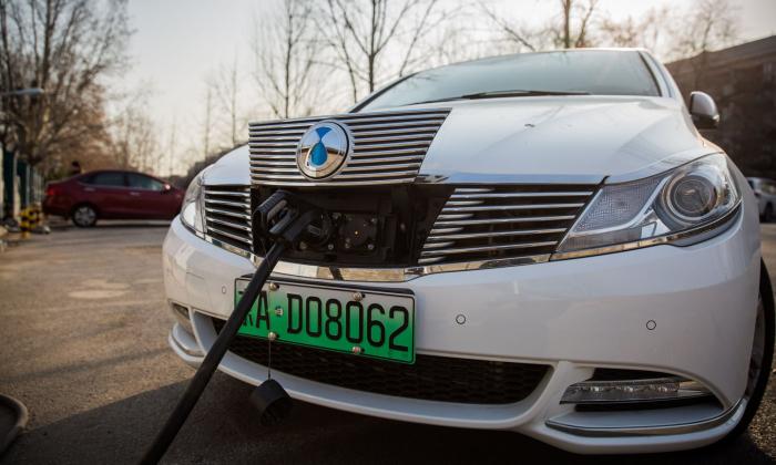 В Україні запровадять нові дорожні знаки і зелені номери для електромобілів