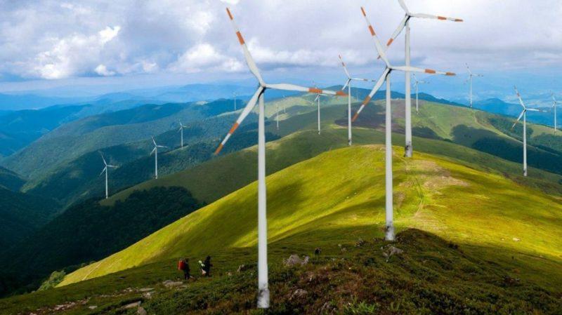 Будівництву вітряків на Боржаві все ж бути? У Воловці зустрічалися з турецькими інвесторами