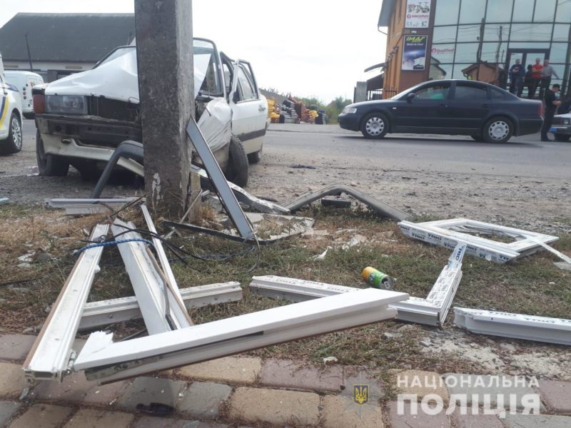 З'явилися нові подробиці про смертельну ДТП у місті Виноградів (ФОТО)