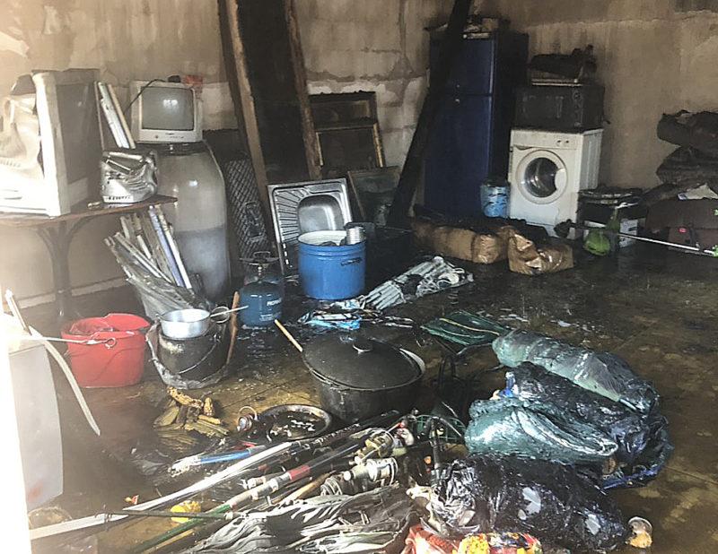 Три масштабні пожежі за добу на Закарпатті: нові подробиці від рятувальників (ФОТО)