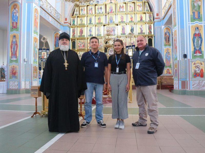 В Ужгороді спостерігачі ОБСЄ зустрілись з представниками підкарпатських русинів (ФОТО)