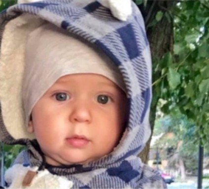 6-місячний хлопчик із Закарпаття потребує допомоги: у дитини пухлина мозку