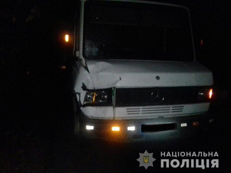 Смертельна ДТП на Виноградівщині: водій «Mercedes 508D» збив пішохода