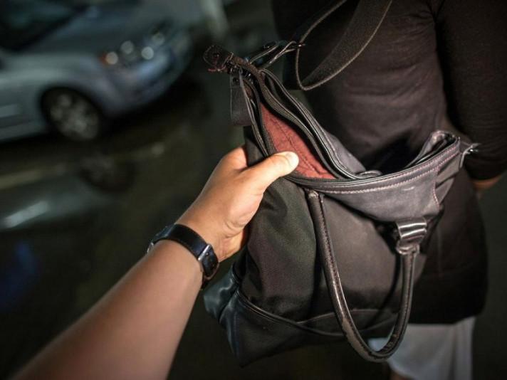 Мукачівські копи затримали велосипедиста-крадія