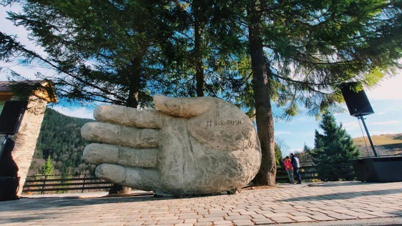 Синевирський перевал отримав нову родзинку (ФОТО)