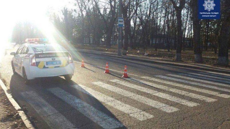 В Мукачеві водій збив жінку та зник: шукають свідків