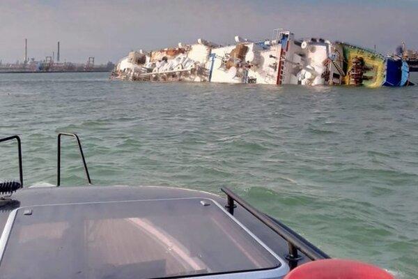 Масштабна корабельна аварія в Чорному морі: 14 тисяч жертв (ФОТО)