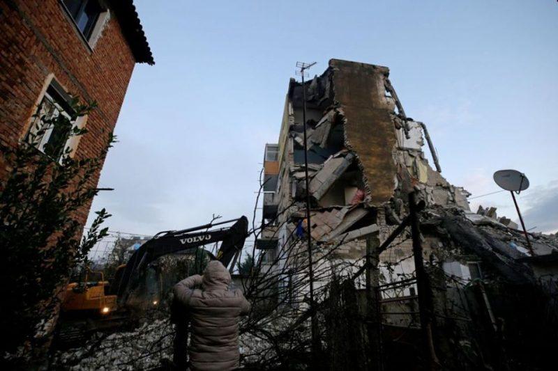 Землетрус в Албанії: кількість загиблих зростає (ФОТО)