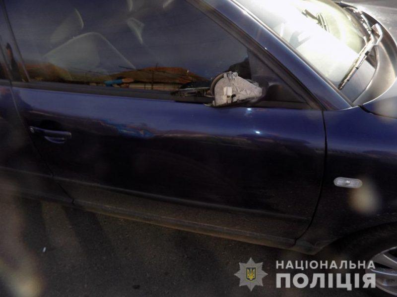 ДТП на Іршавщині: 38- річний закарпатець травмував 9-річного хлопчика